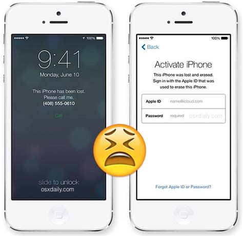 Iphone Lock ecco come disattivare in remoto icloud activation lock
