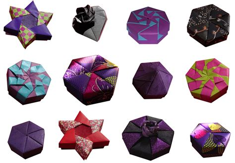Origami Favor Box - origami gift boxes origami constructions