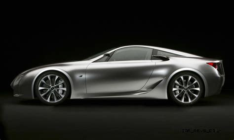 lexus lfa convertible concept to reality part one 2005 lexus lf a coupe in