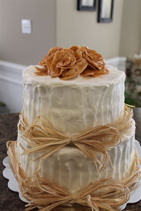 Rustic Bridal Shower Cakes by Rustic Bridal Shower Cake Cakecentral