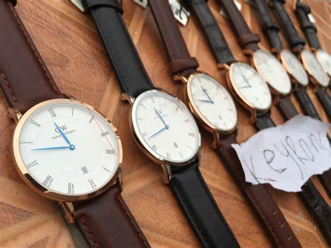 Perbedaan Asli Atau Palsu Jam Tangan Daniel Wellington dw daniel wellington dapper st mawes york bristol sheffield original jam tangan rakhcan