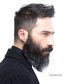 Hairstyles With Beard by Undercut Hairstyle With Beard Search S