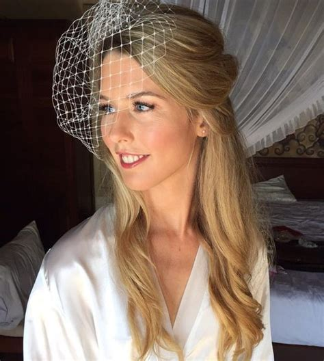 Wedding Hairstyles Hair Birdcage Veil by 40 Gorgeous Wedding Hairstyles For Hair