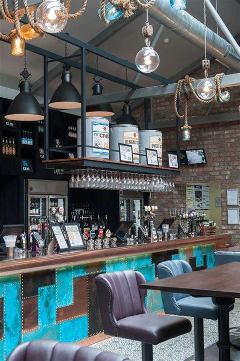 restaurant decorations 25 best ideas about bar designs on pinterest basement