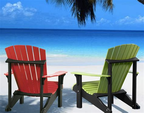 Arondyke Chairs by Deluxe Adirondack Chair Polywood Haus Custom