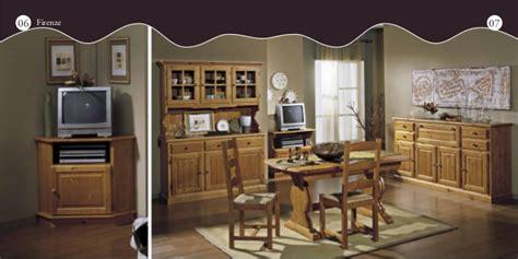 arredamenti rustici in pino demar mobili arredamenti e mobili rustici in pino