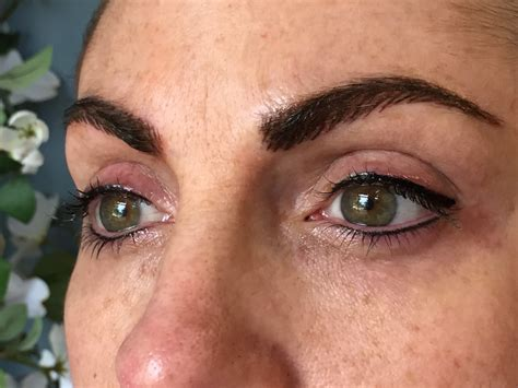 tattoo eyeliner cincinnati victoria henderson permanent makeup artist at salon