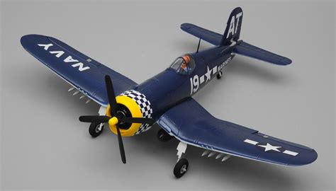 airfield rc plane 4 channel f4u corsair 800mm ready to fly