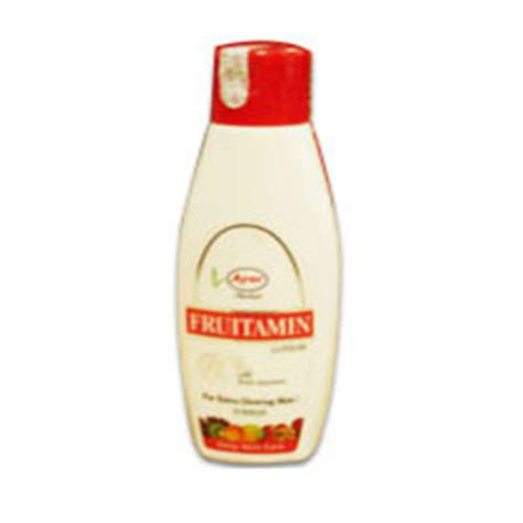 Lotion Fruitamin ayur herbals fruitamin lotion with fruit extracts