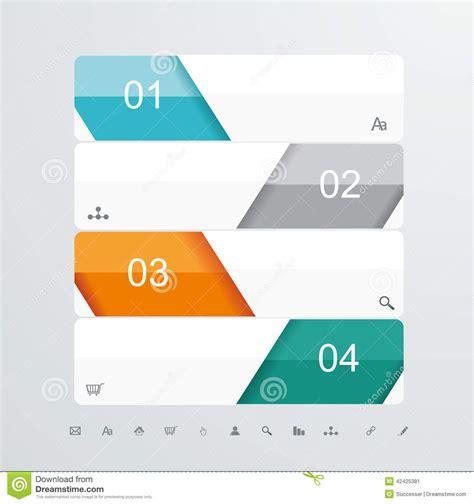 web design block layout web page design stock vector image 42425381