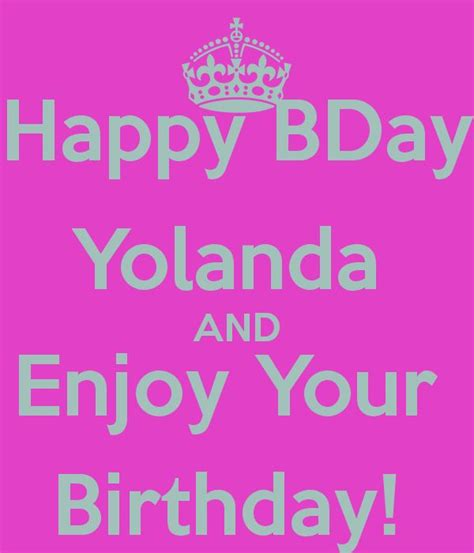 Yolanda Meme - 78 images about happy birthday on pinterest birthday