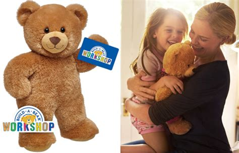 Build A Bear Gift Card Target - hot 69 99 for 100 build a bear gift cards delivered live now