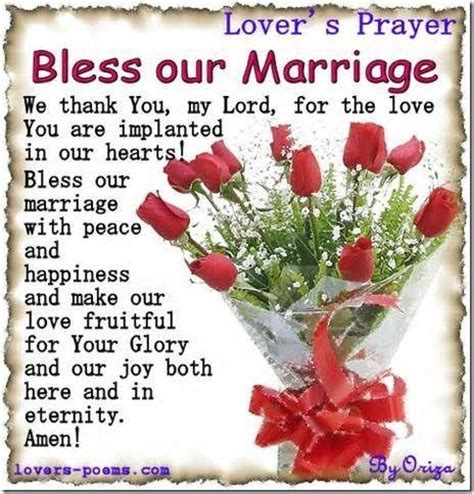 Love Prayer To Bless Our Marriage Pictures, Photos, and