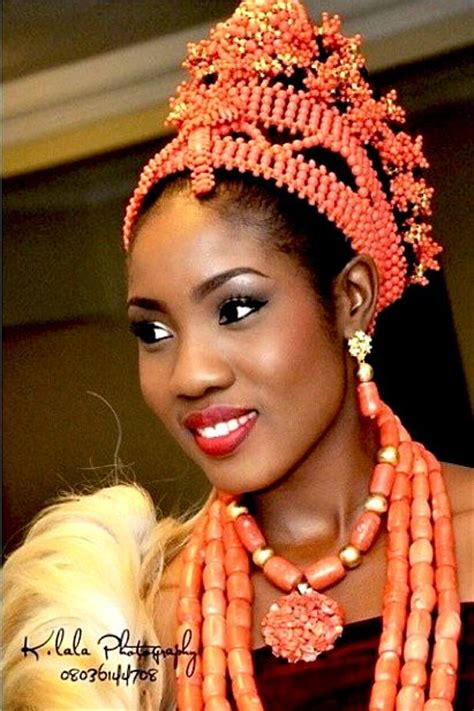 necklaces on traditional nigerian attires buying igbo traditional wedding attire google search