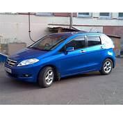 2004 Honda EDIX Pictures 1700cc Gasoline Automatic For