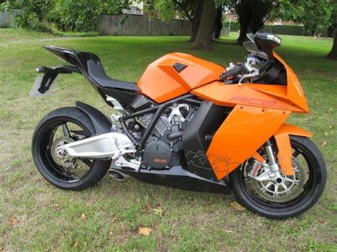 Mcn Bikes For Sale Ktm Bike Of The Day Ktm Rc8 Mcn