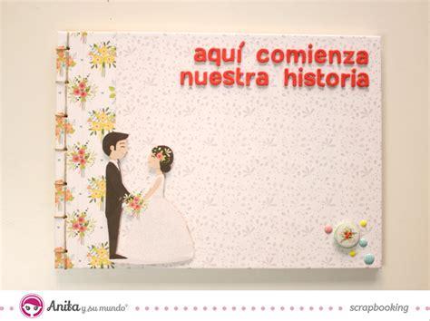 libro las dos bodas libro de firmas para boda paso a paso anita y su mundo