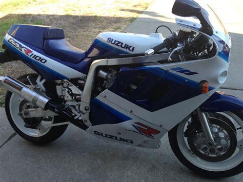 1990 Suzuki Gsxr 1100 Thuggish Survivor 1990 Gsx R 1100 For Sale