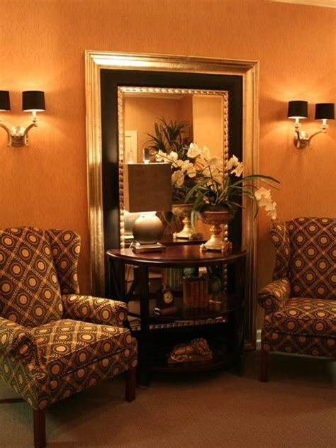 Mirrors Decorative Living Room by Decorative Wall Mirrors For Living Room Inspiration