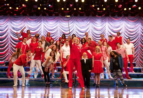 Season Finale Of The by Glee Series Finale Songs Popsugar Entertainment