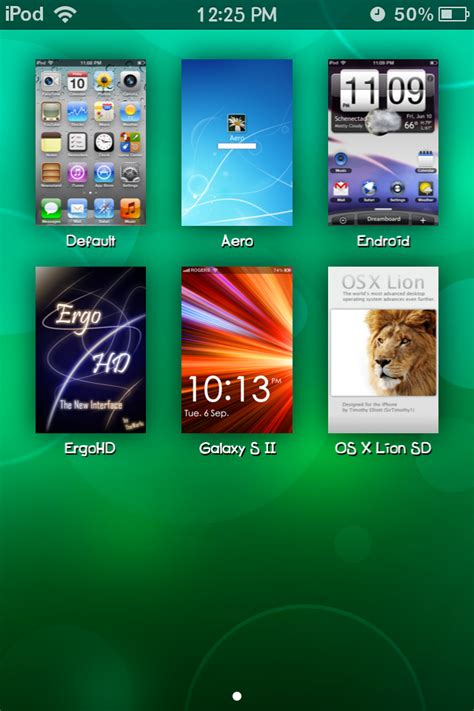 themes for iphone using cydia how to get dreamboard for ipod iphone ipad using cydia