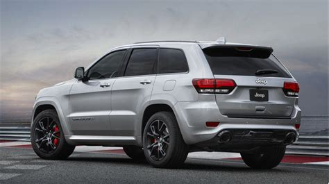 Jeep Grand Charokee Image 2017 Jeep Grand Srt Size 1024 X 573