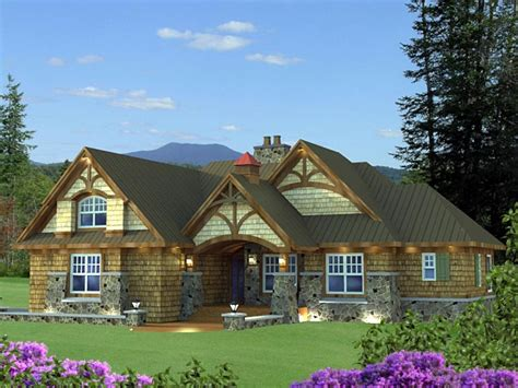 Craftsman Style Cottage Plans by Cottage Craftsman Ranch House Style Craftsman Style