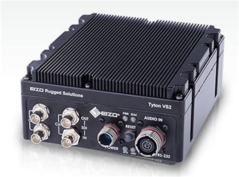 rugged solutions eizo rugged solutions announces rugged h 265 hevc encoder with dual 3g sdi inputs