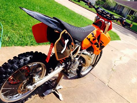 2003 Ktm 125sx For Sale 2003 Ktm 125sx Build Moto Related Motocross Forums
