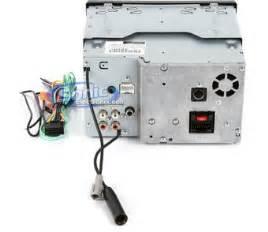 Car Cd Player Usb Port Jvc Kw Nt50hdt In Dash 6 1 Quot Double Din Gps Navigation W