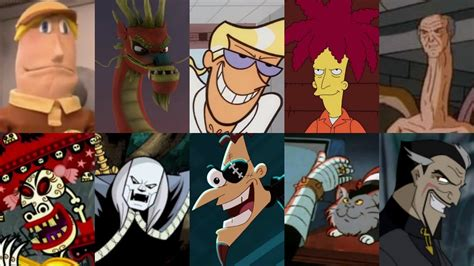 7 Of My Favorite by Defeats Of My Favorite Villains Part V