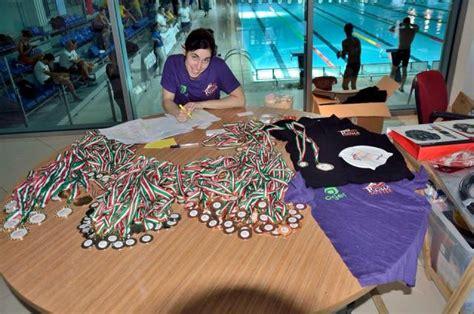 nuotomaster in vasca una pioggia di record illumina il trofeo roma nuoto master