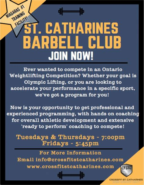 S Detox St Catharines by St Catharines Barbell Club Crossfit St Catharines