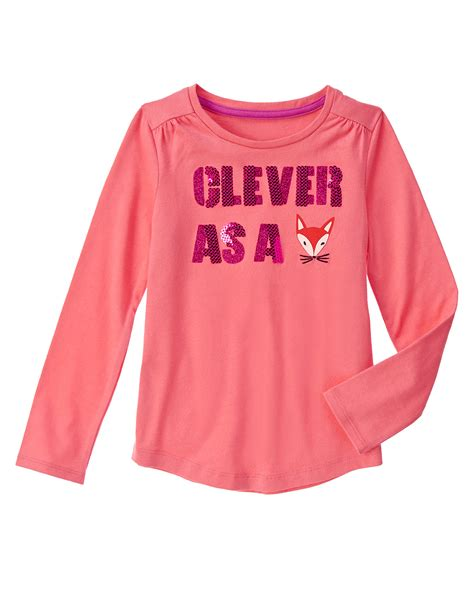 fox clothes for from gymboree