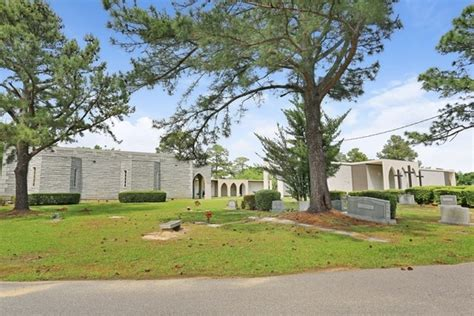 pine crest funeral home and cemetery in mobile al 251