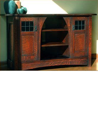 craftsman style media cabinet 37 best craftsman style media cabinets images on pinterest