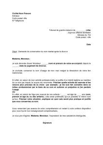 Exemple De Lettre Pour Un Juge Exemple De Lettre Pour Un Juge Des Affaires Familiales Sle Business Letter