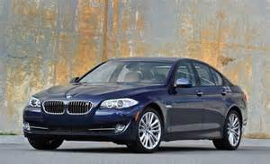 2012 bmw 5 series photo