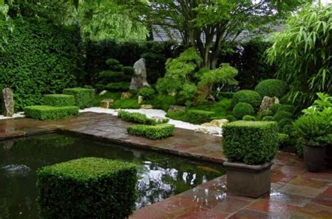 Japanese Garden Ideas by Creating A Zen Garden The Main Elements Of The Japanese