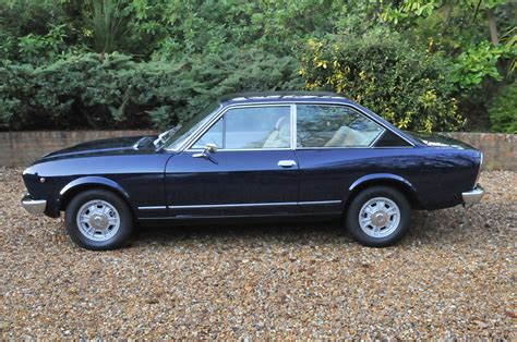 1974 fiat 124 sports coupe 1800 for sale 01420474411 lca