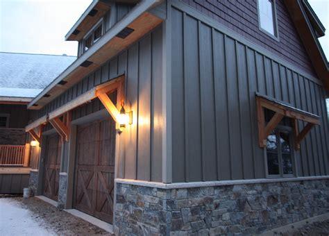 Board And Batten Metal Siding - board batten siding exterior home ideas