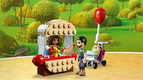 andrea friends official official lego malaysia 41334 lego 174 friends andrea s park