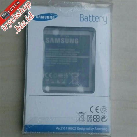 Baterai Hp Samsung Galaxy New jual baterai batre hp samsung galaxy grand prime g530 original 100 sein i ryck shop