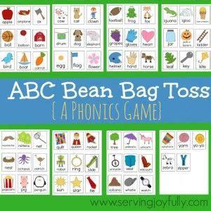 90 Best Images About Preschool Homeschool Ideas On Pinterest Netflix Users Student Centered Bean Bag Toss Template