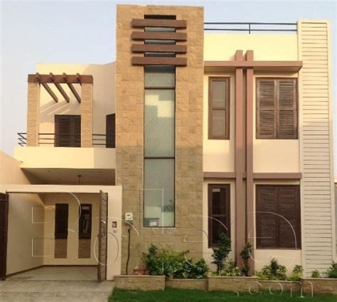 150 yard home design 120 square yard bangalow dha karachi karachi