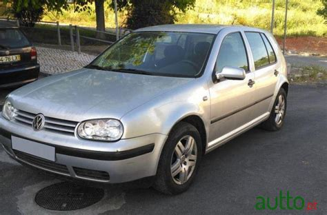 Golf Auto Portugal by 2001 Volkswagen Golf For Sale 2 375 Lisbon Portugal