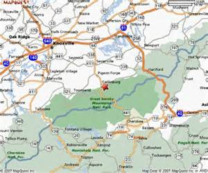 Tennessee Map Gatlinburg by Sevierville Tennessee Real Estate Trend Home Design And