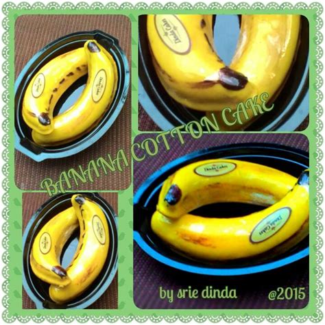 Cetakan Banana Cotton Cake dinda cakes banana cotton cake 1