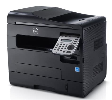 Laser Printer dell b1265dnf multifunction mono laser printer review