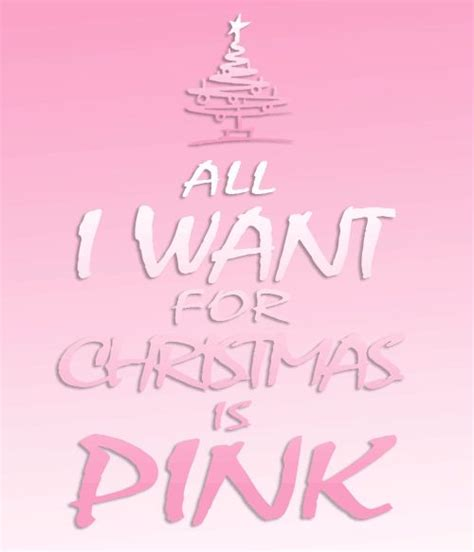 pink christmas gifts christmas time pinterest